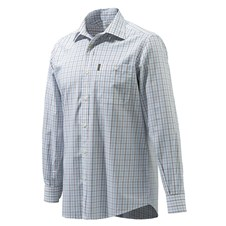 Beretta Drip-Dry Shirt - Long Sleeve Plain Collar