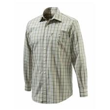 Beretta Drip Dry Shirt Plain Collar