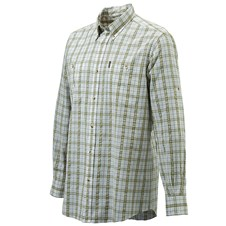 Beretta Seersucker Button-Down Shirt