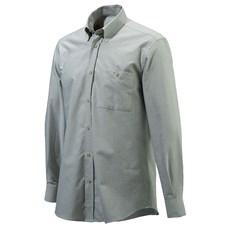 Classic Oxford Button-Down Shirt