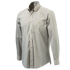 Beretta Classic Gingham Button-Down Shirt