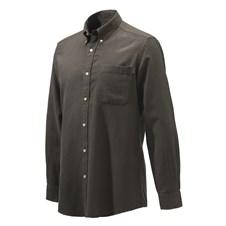 Men's Shirt: Winter Button-Down