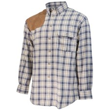 Beretta Hovis Shirt - Ecru Plaid