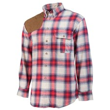 Beretta Hovis Shirt - Beige & Red Check