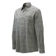 Wood Plain Collar Shirt