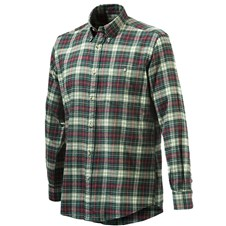 Beretta Sport Flannel Button Down Shirt