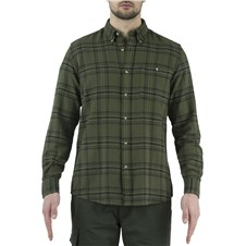 Beretta Heavy Flannel Button Down Shirt