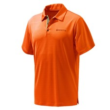 Beretta US Tech Polo - Orange