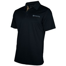Beretta US Tech Polo - Black