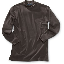 Beretta Long Sleeve Mock Turtleneck