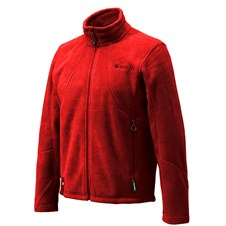 Beretta Active Track Jacket - Tango Red