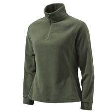 Women's Sweater: Half Zip Fleece