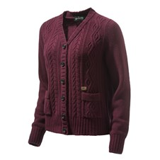 Beretta Heather Cable Sweater Woman