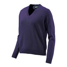 Beretta W's V Neck Cachemere Sweater