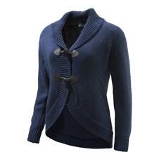 Beretta W's Shawl Collar Sweater