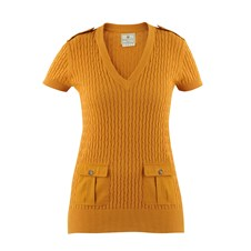 Beretta Womna's Serengeti Short Sleeves Sweater
