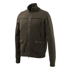 Beretta Techo-Windshield Long Zip Sweater