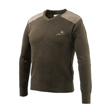 Beretta Phesant V neck sweater
