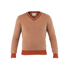 Beretta V neck rise Sweater