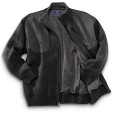 Beretta Wind Barrier Long Zip Sweater