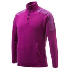 Beretta Classic Half-Zip Sweater