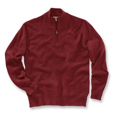 Beretta Half-Zip Sweater