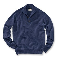 Beretta Four Button Sweater