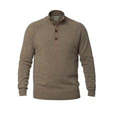 Beretta Classic Bottons Sweater