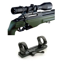Sako TRG Quick Detachable Optilock Scope Mounts Medium Height
