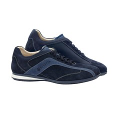 Beretta Uniform Suede Navy -  Light Navy