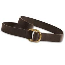 Beretta Adjustable Brass Ring Belt