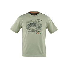 Beretta Wild Boar Diamond T - Shirt