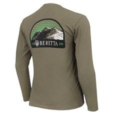 Beretta Peak Elevation LS T-Shirt