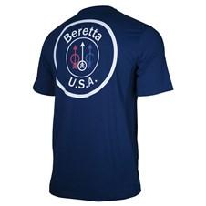 Beretta USA Logo Short Sleeve T-Shirt