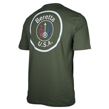 USA Logo Short Sleeve T-Shirt