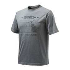 Beretta Anniversary Man Pistol T-shirt