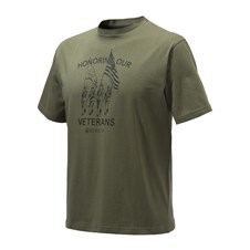 Beretta Men's Veterans Honoring T-shirt