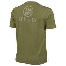 Beretta Logo Short Sleeve T-Shirt