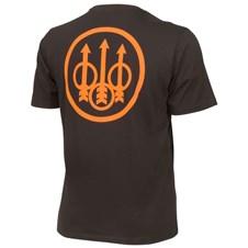 Beretta Trident Logo Short Sleeve T-Shirt