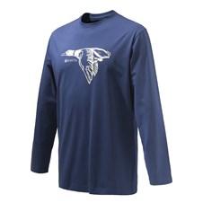 Beretta Duck Sketch Long Sleeve T-Shirt