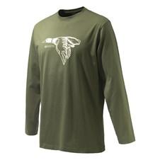 Duck Sketch Long Sleeve T-Shirt