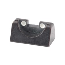 Beretta Rear Sight 3 White Dots for 92 / 96 Black (9)