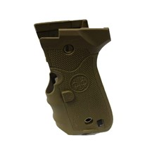 Beretta Laser Grip Dark Earth M9/92/96