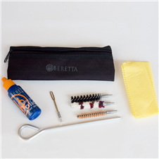 Beretta Essential PISTOL Cleaning Kit - 9mm (black soft bag)