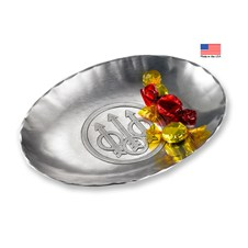 Beretta Heritage Hand-Wrought Oval Tray