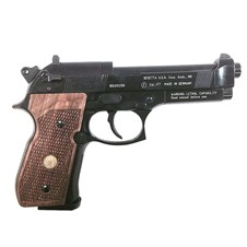 Beretta Air Gun, 92FS Black Finish/Wood Grips