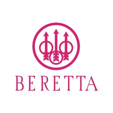 Beretta Window Decals Pink