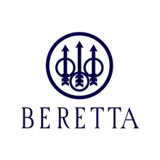 Beretta Window Decals Blue