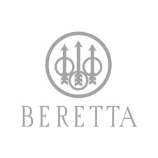 Beretta Window Decals Silver