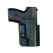 Beretta BU Nano ABS Belt Holster LH Carbon Fiber Look